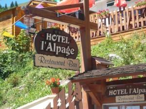 Alpage hotel Grand Bornand