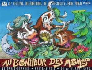 Au bonheur des momes 2012 Grand-bornand