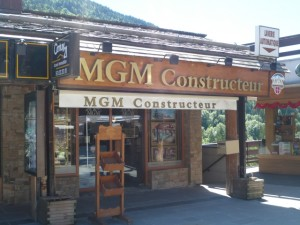 MGM constructeur Grand Bornand
